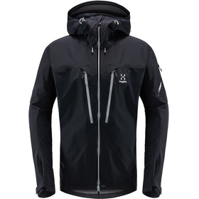 Haglöfs Spitz Jacket Men black